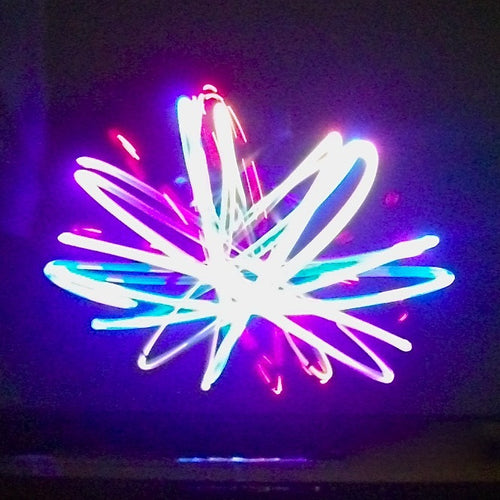 GloFX Premier 4-LED Orbit - ElectroLivin, LIGHT TOY - Rave Accessories, ElectroLivin  - ElectroLivin