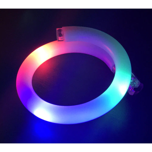 LED Flashing Bracelet - ElectroLivin, LED accessories - Rave Accessories, ElectroLivin  - ElectroLivin