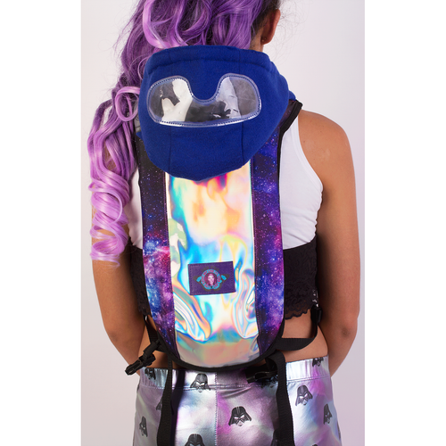Spaceman Hydration Pack - ElectroLivin, Hydration Pack - Rave Accessories, ElectroLivin  - ElectroLivin