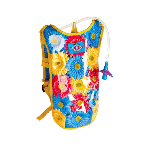 Flower Child Hydration Pack - ElectroLivin, Hydration Pack - Rave Accessories, ElectroLivin  - ElectroLivin