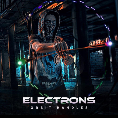 Electron Orbit Handles - ElectroLivin, LIGHT TOY - Rave Accessories, ElectroLivin  - ElectroLivin