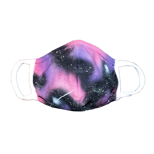 Galaxy Eyes: Constellation Queen Face Mask - ElectroLivin, Face Mask - Rave Accessories, ElectroLivin  - ElectroLivin