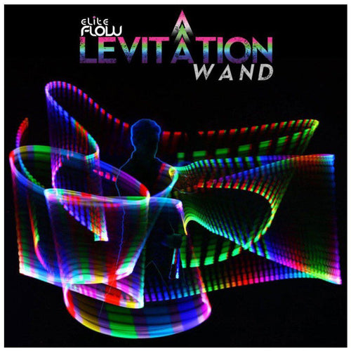 eLite Flow Levitation Wand - ElectroLivin, LIGHT TOY - Rave Accessories, ElectroLivin  - ElectroLivin