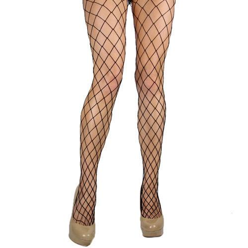 Spandex Diamond Net Pantyhose / Fishnet Tights - ElectroLivin, Tights - Rave Accessories, ElectroLivin  - ElectroLivin