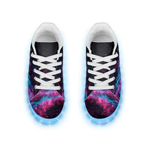 Deep Space - APP Controlled Low Top LED Shoes - ElectroLivin, Shoes - Rave Accessories, ElectroLivin  - ElectroLivin