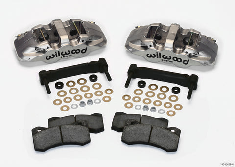 Wilwood AERO6 C5/C6 Corvette Front Caliper Upgrade Kit !