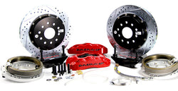 "2005-2014 Mustang 14"" Rear Pro+ Brake System with Park Brake"