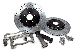 "2005-2014 Mustang GT Front 14"" EradiSpeed+1 Rotor Upgrade Kit"