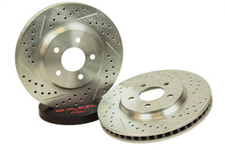 2005-2010 Mustang GT Front Sport Rotor (pair)
