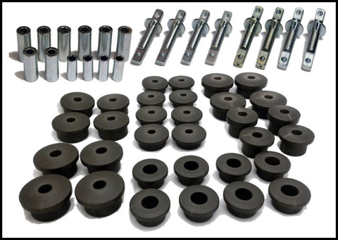 2014-Up Corvette Delrin Bushing Kit