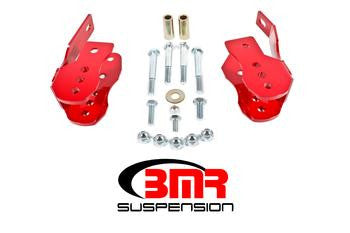 CAB005 - Control Arm Relocation Brackets, Bolt-on