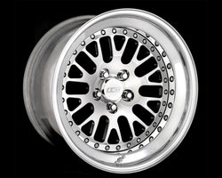 CCW Classic 3-piece 18x11 Front 18x12 Rear Z06 Corvette Wheel Set