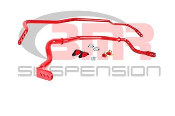SB043 - Sway Bar Kit With Bushings, Front (SB044), Rear (SB045)