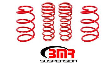 "SP075 - Lowering Springs, Set Of 4, 1.5"" Drop, Drag, GT500"