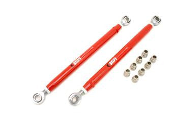TCA020 - Lower Control Arms, DOM, Double Adjustable, Rod Ends