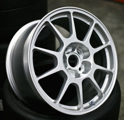 CCW Classic C10 18x11 Front 18x12 Rear Z06 Corvette Wheel Set