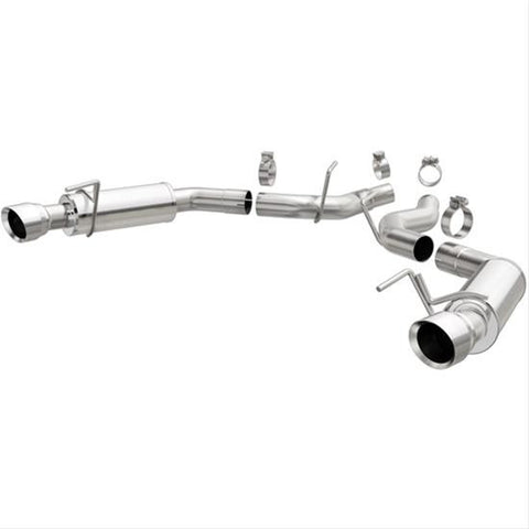 2015-2017 Mustang GT Magnaflow Exhaust Competition Series Axle-Back