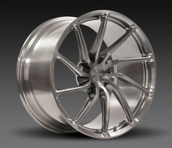 Forgeline DR1 Corvette Z06 Grandsport (18x11f 18x12r) Wheel Set