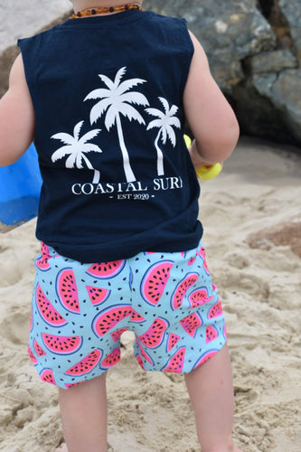 COASTAL SURF PALMS (NAVY TANK)