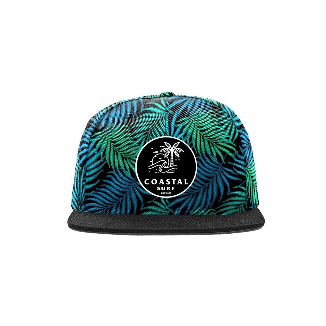 Coastal Beach Palm Cap (Adults)