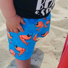 PETER PRAWNS SURF SHORTS (Kids, Youth & Adult Sizes)