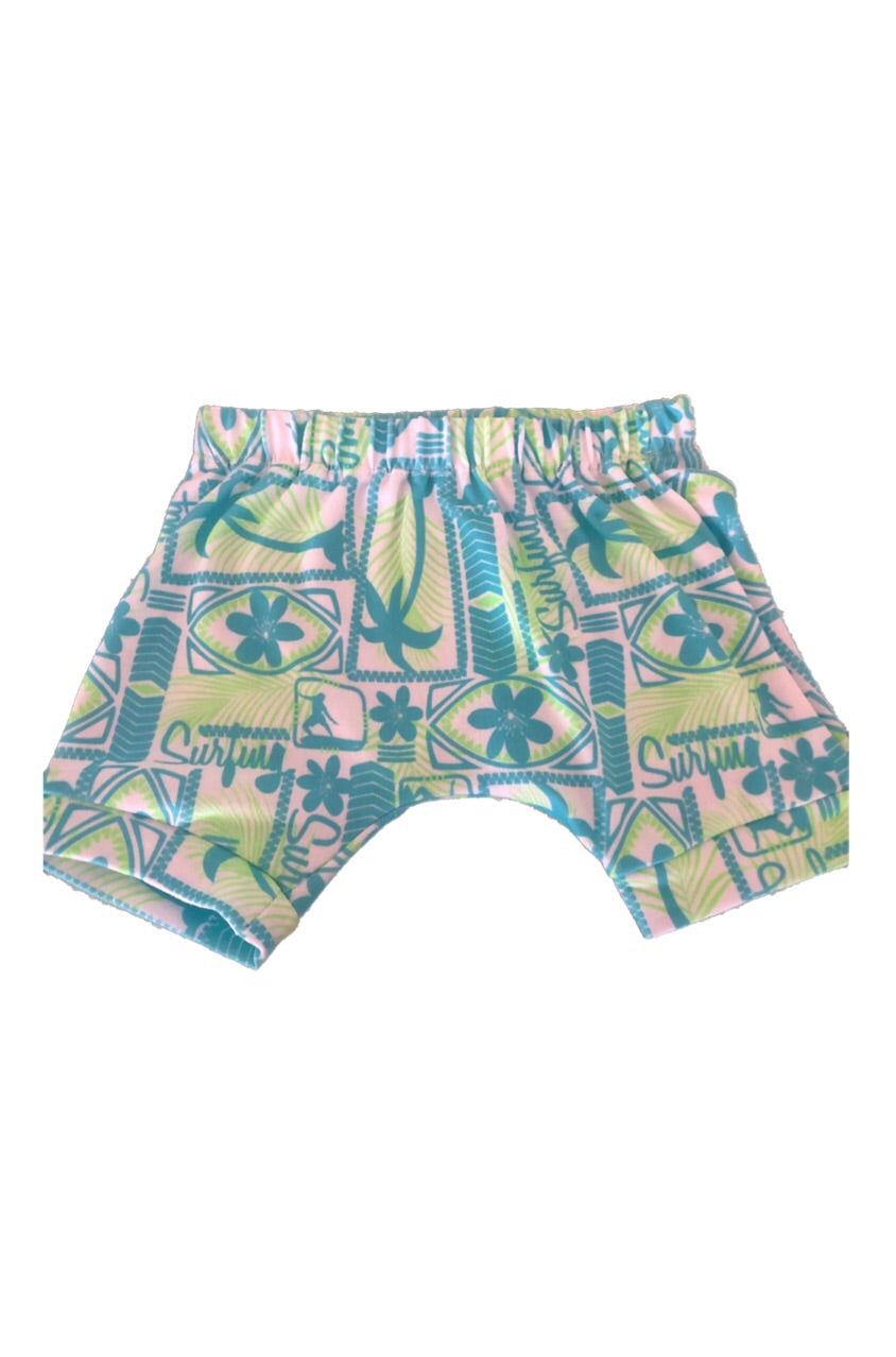 MAVERICK  HAREM SHORTS $12