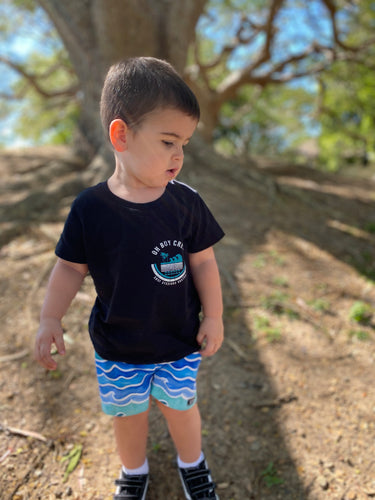 EVANDER SURF SHORTS (Kids Sizes ONLY)