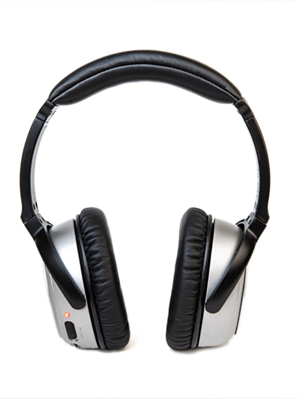 Wired Active Noise Cancelling Headphones