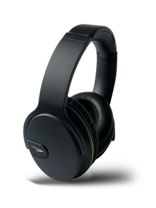 COMING MID AUGUST! Plane Quiet X Wired Noise Cancelling Headphone