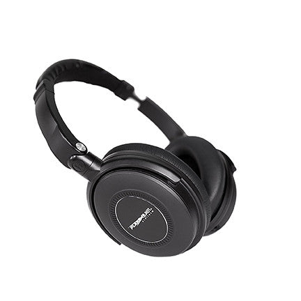 Refurbished-Plane Quiet Platinum Active Noise Cancelling Headphones
