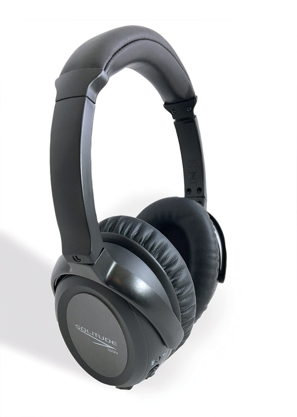 Solitude WX1 wireless noise cancelling headphone