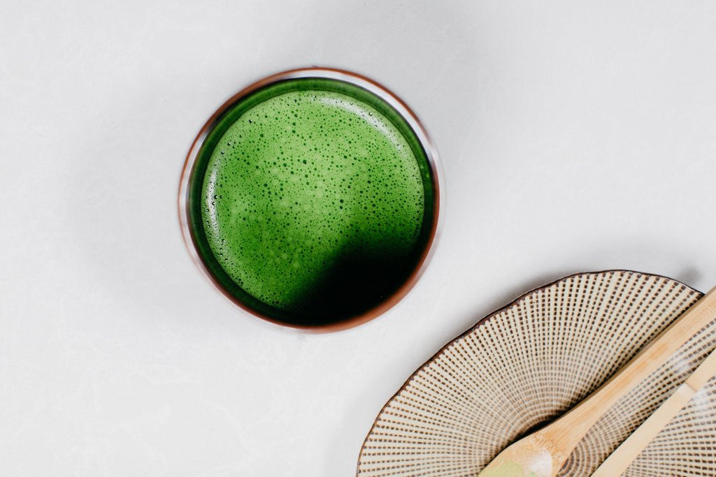 Why make Matcha part of your everyday ritual