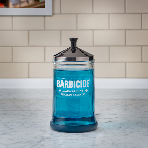 BARBICIDE® Disinfecting Jars (3 sizes)