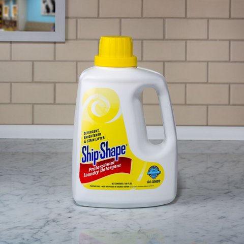 BARBICIDE® Ship Shape Beauty Spa Salon Laundry Detergent 100 oz