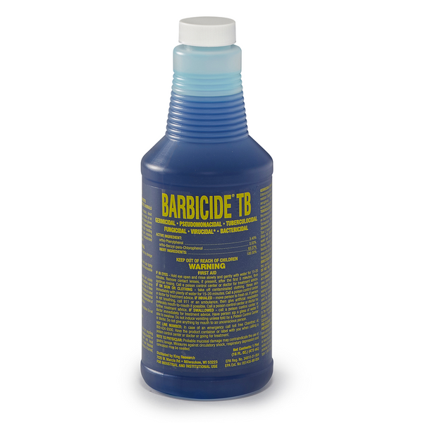 BARBICIDE TB Pint - Tuberculocidal Disinfectant