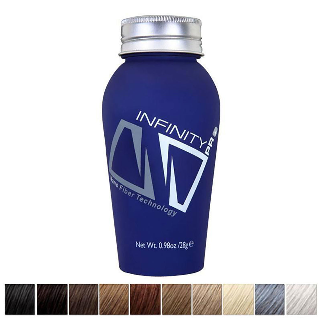 Infinity Hair Fibers For Thinning or Balding Hair for Men and Women 30 gram