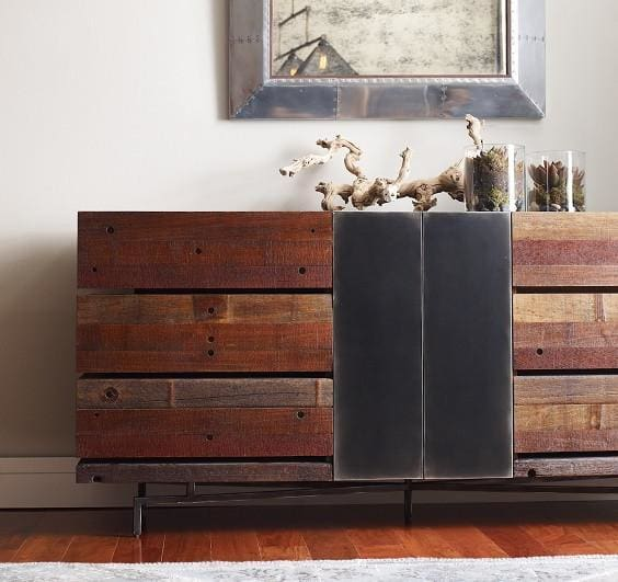 Modern Rustic Industrial Dressers And Chest Of Drawers Modern Industrial  Dresser Cheap Metal Dresser Dresser With