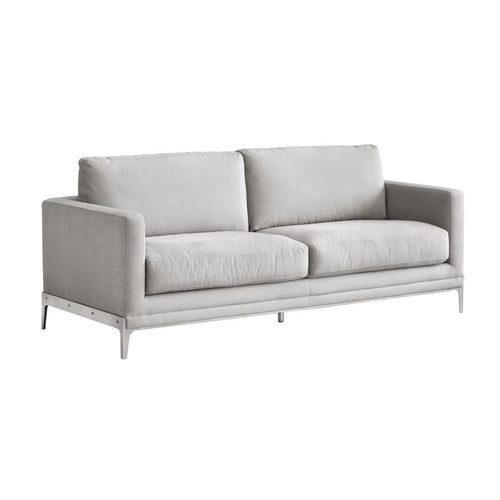 ABDERA SOFA - PICCOLO DOVE FABRIC