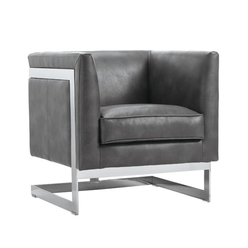AIKEN ARMCHAIR GREY