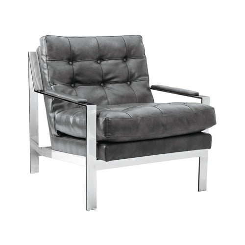 ALBINUS ARMCHAIR GREY