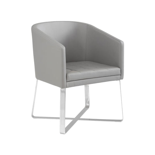 ALLIS ARMCHAIR GREY