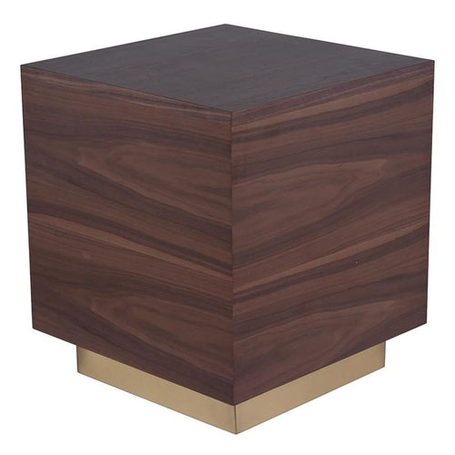 AMORITA SIDE TABLE WALNUT