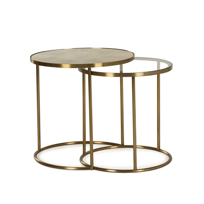 BAILEY NESTING TABLES - End tables