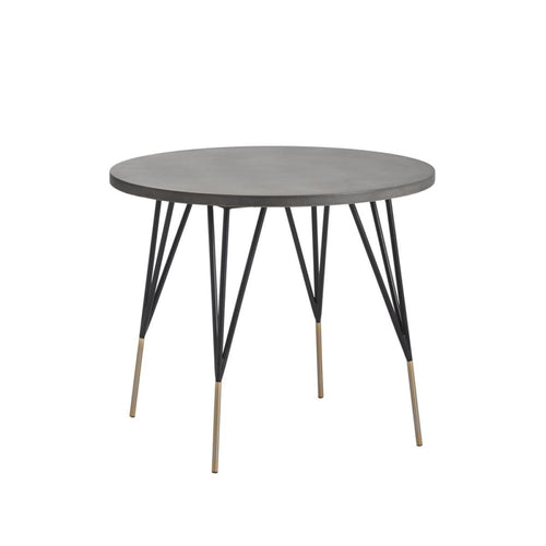 BEATRIX DINING TABLE - ROUND - 35.5""