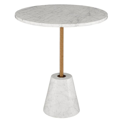 BELLONA SIDE TABLE WHITE