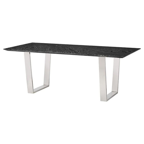 BERTRAND DINING TABLE BLACK