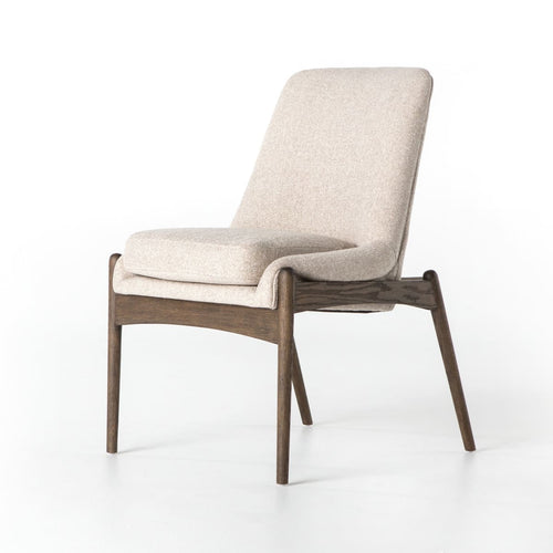 BRAYDON DINING CHAIR:  Light Camel