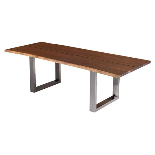 CAITIYN DINING TABLE SEARED 96""