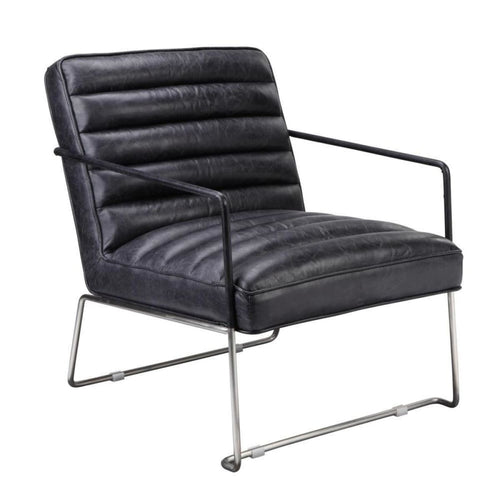 Calder Club Chair Black