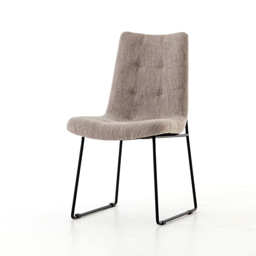 CAMILA DINING CHAIR, SAVILE FLANNEL